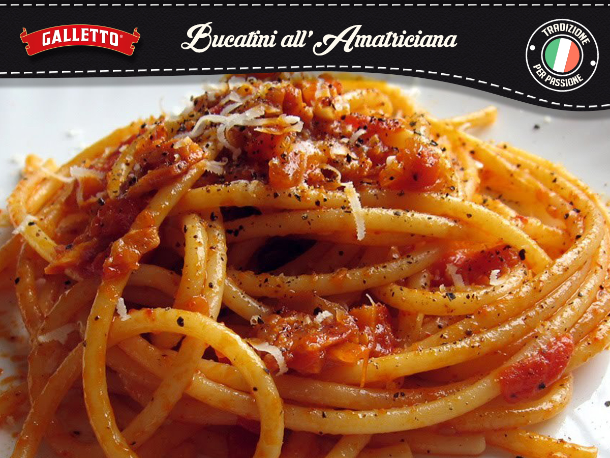 bucatini-amatriciana